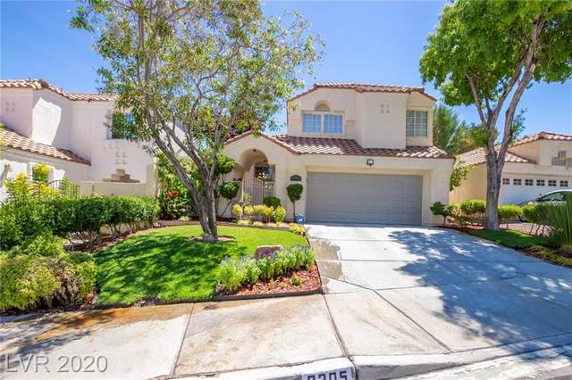 9305 Buckhaven Drive, Las Vegas, NV 89117 (MLS #2219900) :: Billy OKeefe | Berkshire Hathaway HomeServices