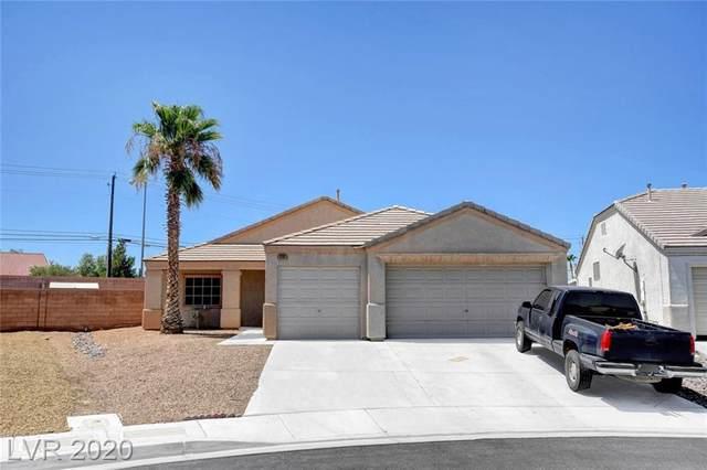 1205 Elliot Park Avenue, North Las Vegas, NV 89032 (MLS #2219913) :: Jeffrey Sabel
