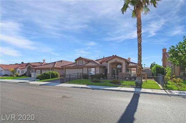5621 Partridge Bluff Street, Las Vegas, NV 89130 (MLS #2219932) :: Performance Realty