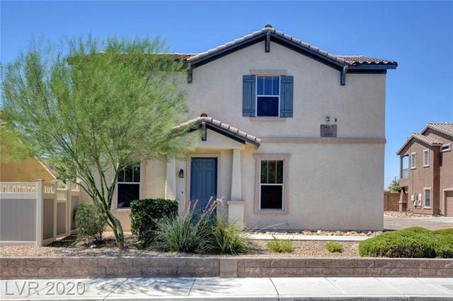 933 Wembly Hills Place, Henderson, NV 89011 (MLS #2219946) :: Performance Realty