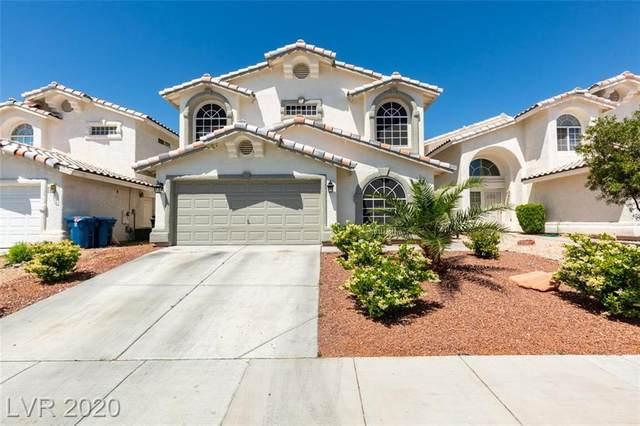 4549 Bonita Vista Street, Las Vegas, NV 89147 (MLS #2219954) :: Jeffrey Sabel