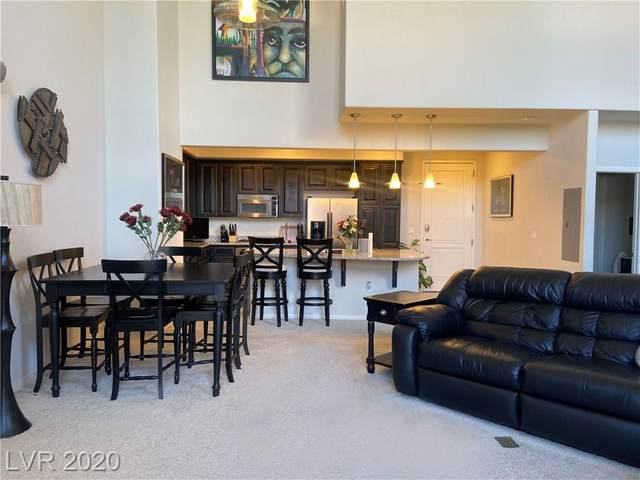 26 Serene Avenue #403, Las Vegas, NV 89123 (MLS #2219958) :: Performance Realty