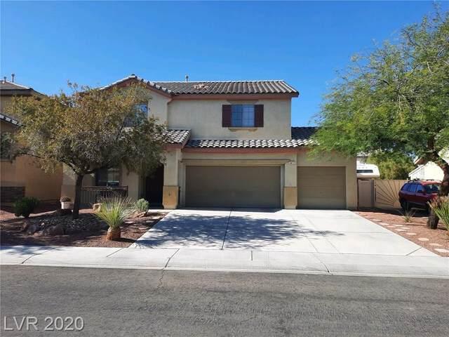 3412 Carolina Moon Avenue, North Las Vegas, NV 89081 (MLS #2219966) :: Hebert Group | Realty One Group