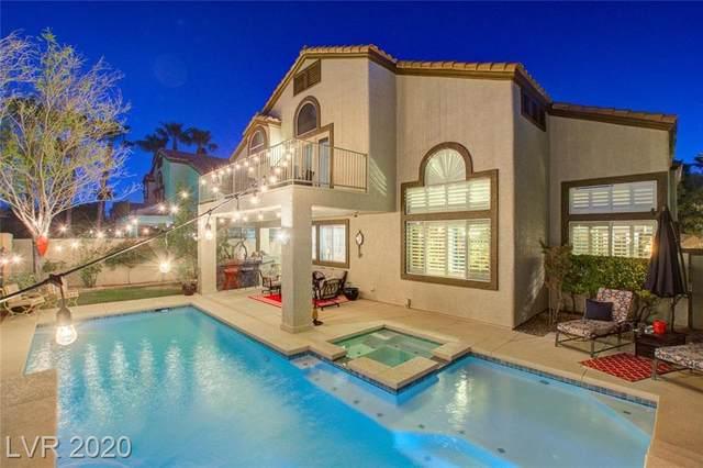 1824 Madera Canyon Place, Las Vegas, NV 89128 (MLS #2219968) :: Jeffrey Sabel