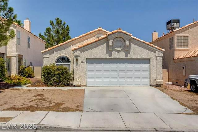 8202 James Grayson Drive, Las Vegas, NV 89145 (MLS #2219975) :: The Lindstrom Group