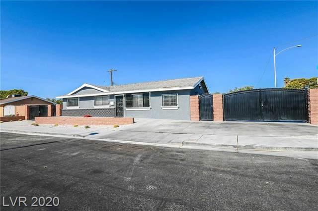 861 N 29th Street, Las Vegas, NV 89101 (MLS #2219979) :: Hebert Group | Realty One Group