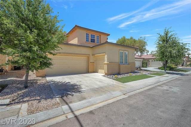 7771 High Chaparral Street, Las Vegas, NV 89113 (MLS #2219980) :: Performance Realty