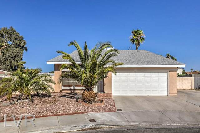4007 Bridgeview Circle, Las Vegas, NV 89147 (MLS #2219987) :: Hebert Group | Realty One Group
