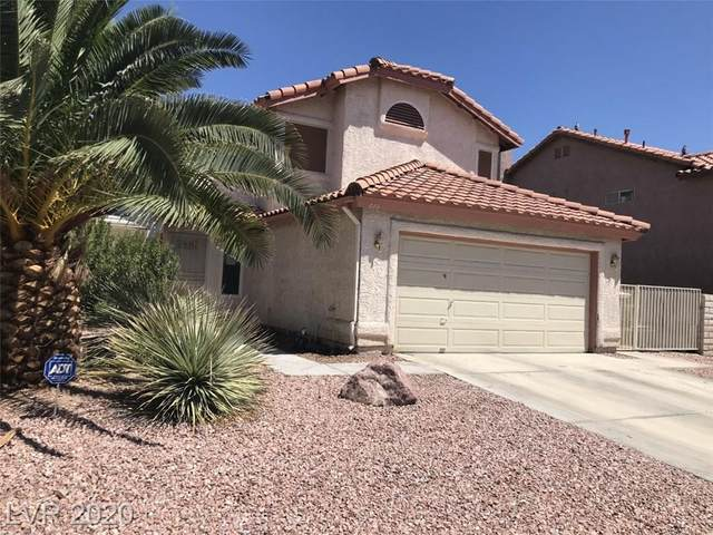 446 Nettleton Circle, Las Vegas, NV 89123 (MLS #2219999) :: Performance Realty