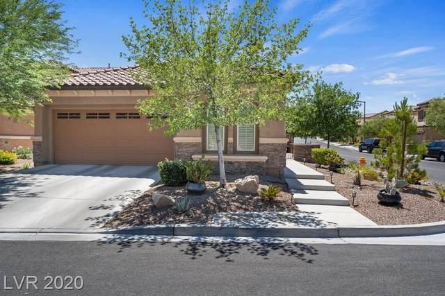 11231 Vine Creek Place, Las Vegas, NV 89138 (MLS #2220004) :: Hebert Group   Realty One Group
