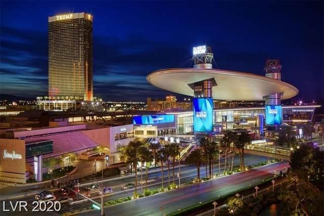2000 Fashion Show Drive #2407, Las Vegas, NV 89109 (MLS #2220018) :: Signature Real Estate Group