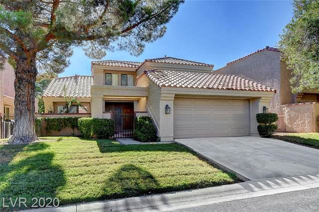 7566 Spanish Bay Drive, Las Vegas, NV 89113 (MLS #2220022) :: Hebert Group | Realty One Group
