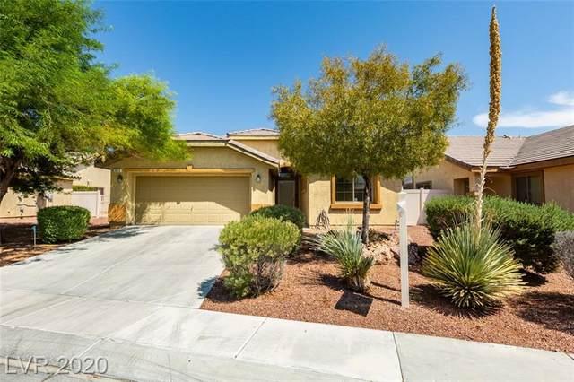 5912 Lady Carolina Street, North Las Vegas, NV 89081 (MLS #2220039) :: The Mark Wiley Group | Keller Williams Realty SW