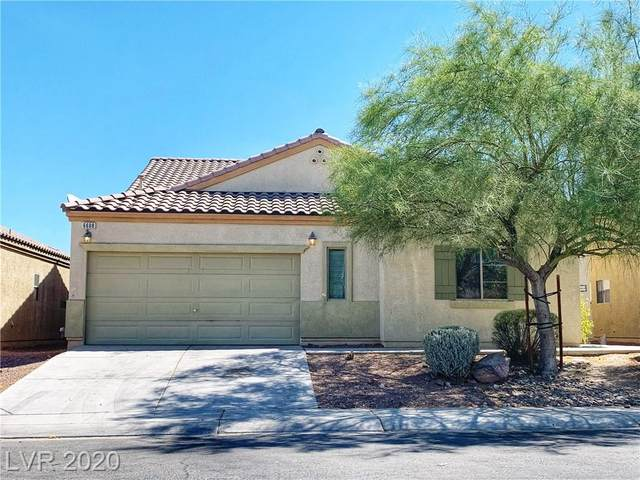 6608 Johnny Love Lane, North Las Vegas, NV 89086 (MLS #2220041) :: The Lindstrom Group