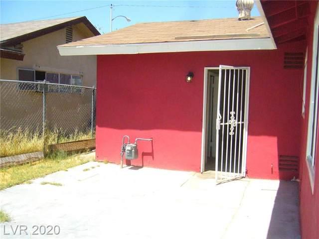 3215 E Bartlett Avenue, North Las Vegas, NV 89030 (MLS #2220049) :: Hebert Group | Realty One Group
