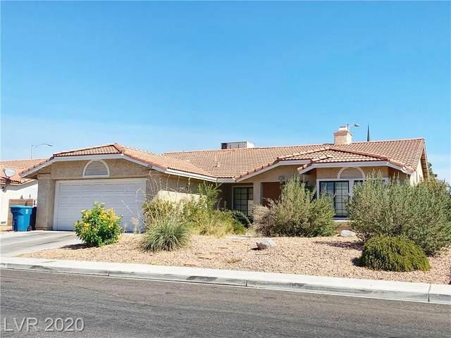 6236 Barkstone Avenue, Las Vegas, NV 89108 (MLS #2220053) :: The Lindstrom Group