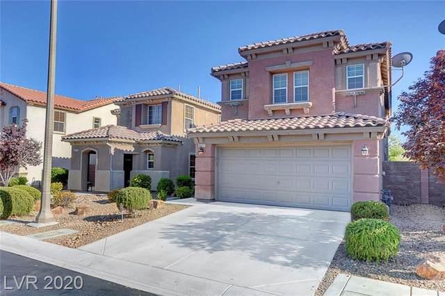 9277 Weeping Water Avenue, Las Vegas, NV 89178 (MLS #2220063) :: Jeffrey Sabel
