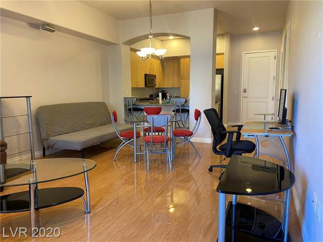 26 Serene Avenue #303, Las Vegas, NV 89123 (MLS #2220064) :: Performance Realty