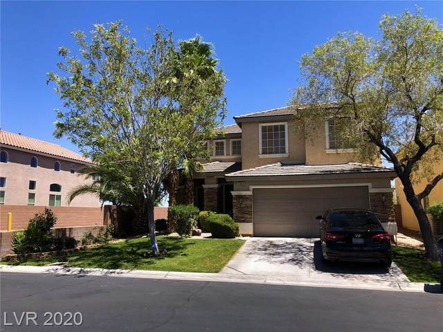 5964 Poplar Tree Street, Las Vegas, NV 89148 (MLS #2220071) :: Hebert Group   Realty One Group