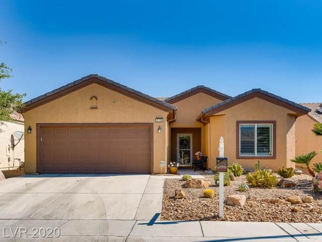2120 Willow Wren Drive, North Las Vegas, NV 89084 (MLS #2220075) :: Hebert Group | Realty One Group