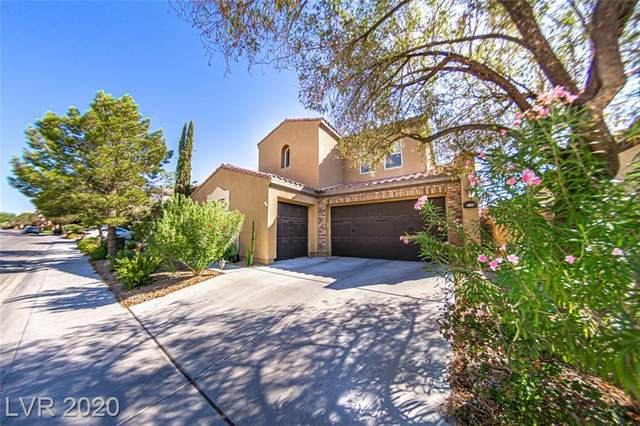 481 Via Palermo Drive, Henderson, NV 89011 (MLS #2220079) :: The Lindstrom Group