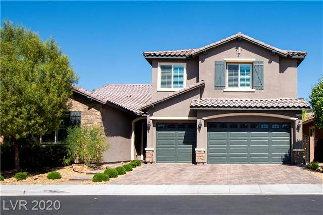 2146 County Down Lane, Henderson, NV 89044 (MLS #2220098) :: Performance Realty