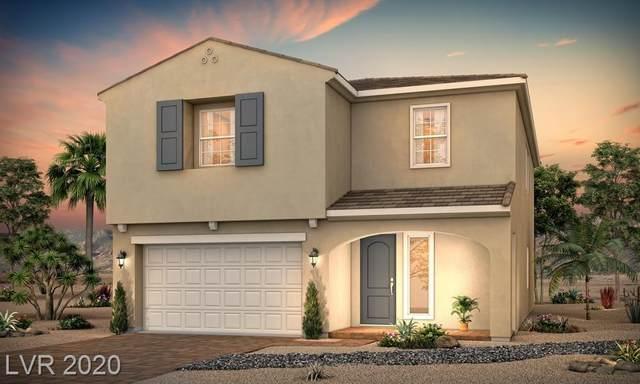 8661 Nichols Avenue, Las Vegas, NV 89148 (MLS #2220112) :: Hebert Group | Realty One Group