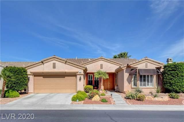 4620 Denaro Drive, Las Vegas, NV 89135 (MLS #2220118) :: Hebert Group | Realty One Group