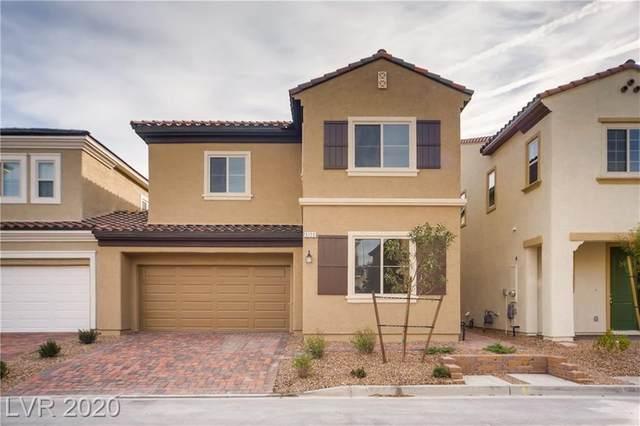 5120 Fiery Sky Ridge Street, Las Vegas, NV 89148 (MLS #2220143) :: Hebert Group | Realty One Group