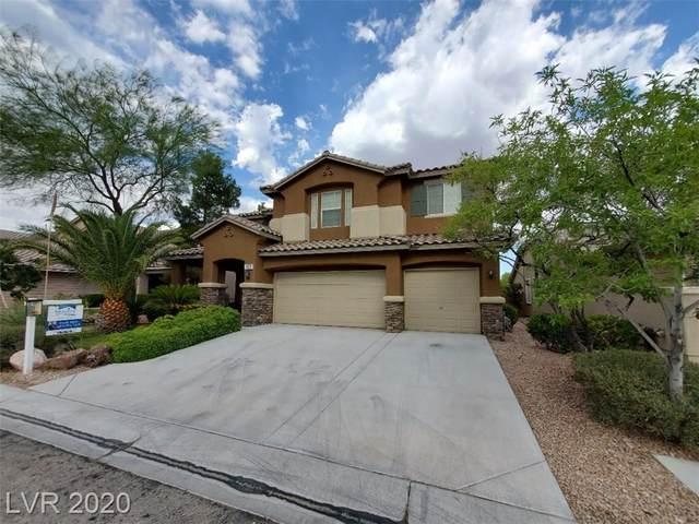 3586 Fair Bluff Street, Las Vegas, NV 89135 (MLS #2220145) :: Hebert Group | Realty One Group