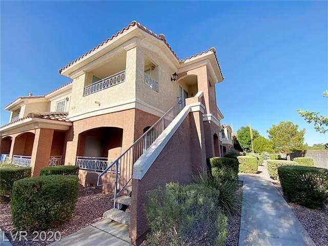 10553 Pine Glen Avenue #206, Las Vegas, NV 89144 (MLS #2220150) :: Hebert Group | Realty One Group