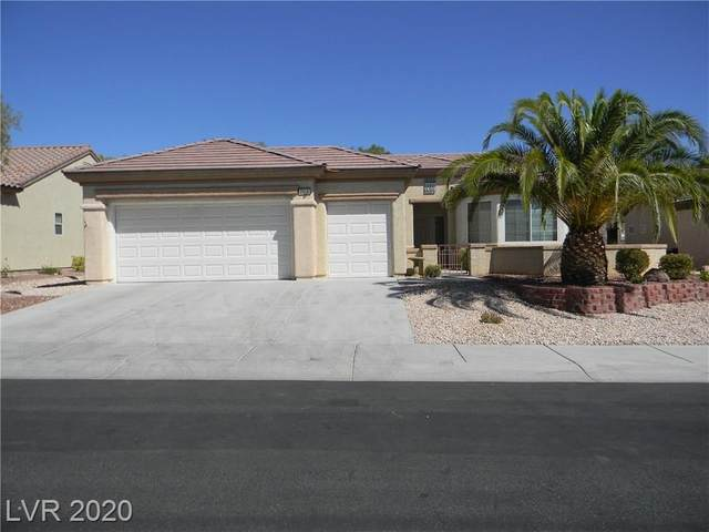 2316 Desert Fox Drive, Henderson, NV 89052 (MLS #2220153) :: The Lindstrom Group