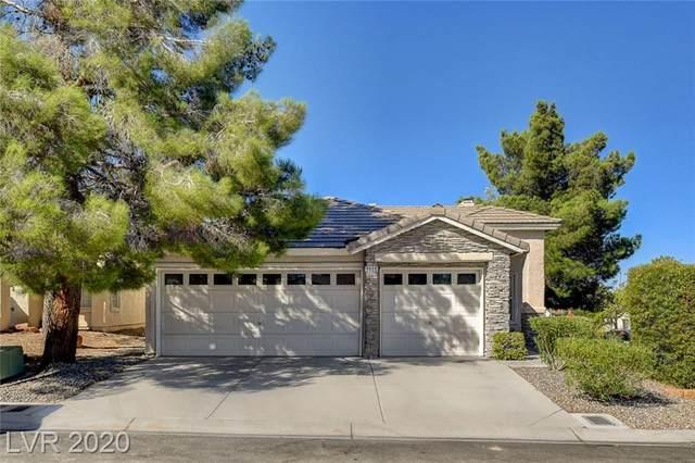 9800 Double Rock Drive, Las Vegas, NV 89134 (MLS #2220161) :: Hebert Group | Realty One Group