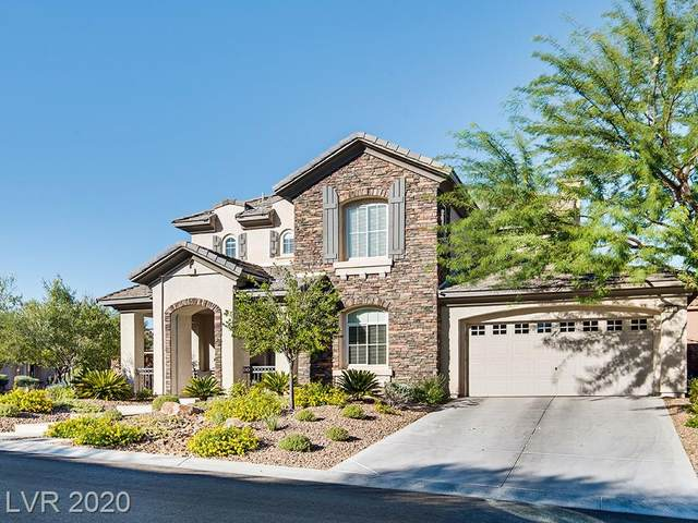810 La Sconsa Drive, Las Vegas, NV 89138 (MLS #2220162) :: Hebert Group | Realty One Group