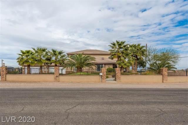 5870 W Oquendo Road, Las Vegas, NV 89118 (MLS #2220189) :: Signature Real Estate Group