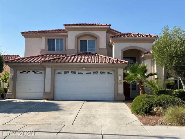 8621 Highland View Avenue, Las Vegas, NV 89145 (MLS #2220202) :: Billy OKeefe | Berkshire Hathaway HomeServices