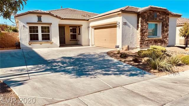 108 Chino Avenue, North Las Vegas, NV 89031 (MLS #2220206) :: Hebert Group | Realty One Group