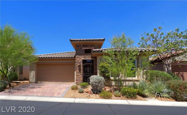 8030 Glimmerglass Avenue, Las Vegas, NV 89178 (MLS #2220209) :: Signature Real Estate Group
