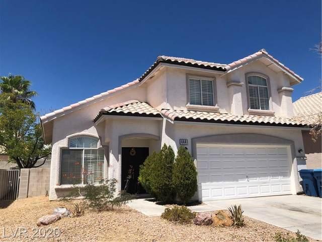 4441 Honeybrook Court, Las Vegas, NV 89147 (MLS #2220210) :: Performance Realty