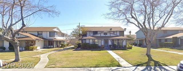 1417 Elizabeth Avenue #2, Las Vegas, NV 89119 (MLS #2220219) :: The Lindstrom Group