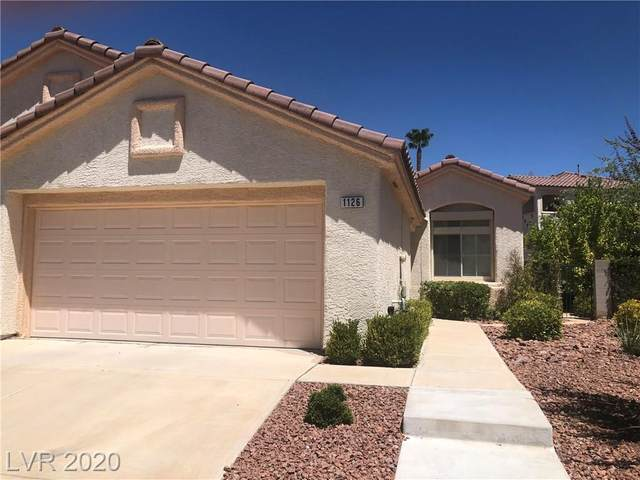 1126 Scenic Crest Drive, Henderson, NV 89052 (MLS #2220223) :: Hebert Group | Realty One Group