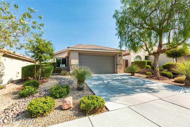 2712 Rue Marquette Avenue, Henderson, NV 89044 (MLS #2220224) :: Performance Realty