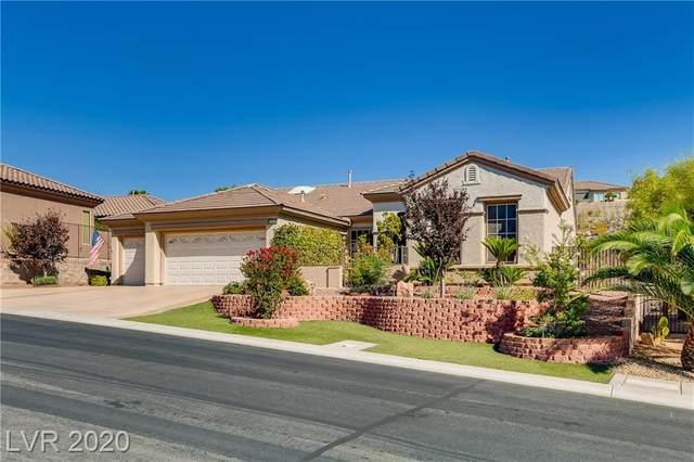 2310 Schaeffer Hills Drive, Henderson, NV 89052 (MLS #2220225) :: Helen Riley Group | Simply Vegas