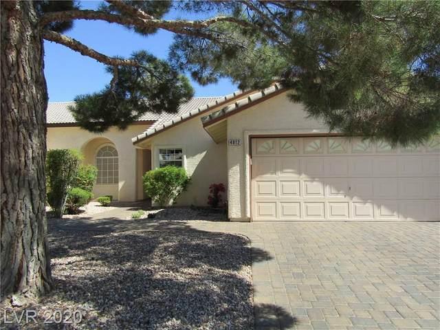 4812 Winterset Drive, Las Vegas, NV 89130 (MLS #2220236) :: Hebert Group | Realty One Group