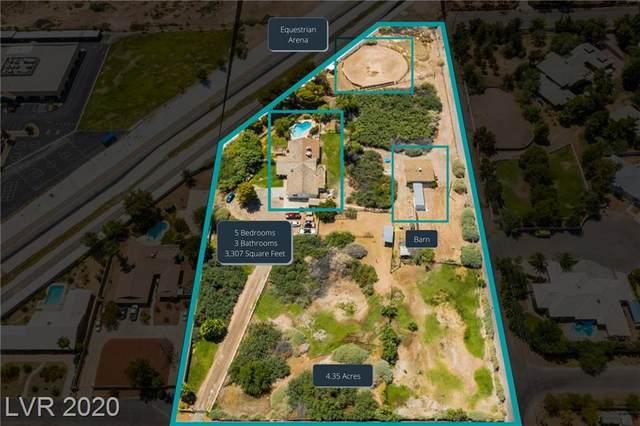 5855 Pearlite Avenue, Las Vegas, NV 89120 (MLS #2220237) :: Billy OKeefe | Berkshire Hathaway HomeServices