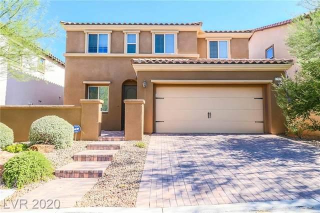 12321 Sandy Peak Avenue, Las Vegas, NV 89138 (MLS #2220245) :: Signature Real Estate Group