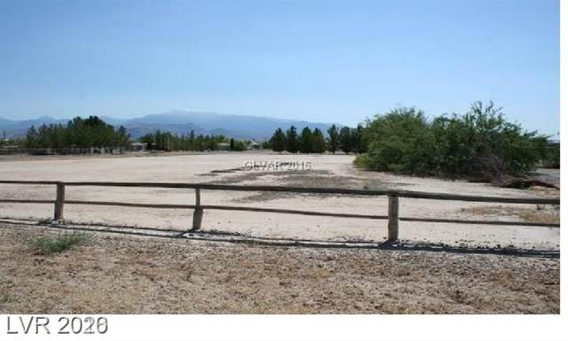 5521 S Money, Pahrump, NV 89048 (MLS #2220247) :: Jeffrey Sabel