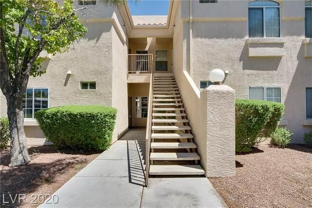 7400 Flamingo Road #2092, Las Vegas, NV 89147 (MLS #2220249) :: The Lindstrom Group