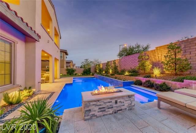 465 Paso De Montana Street, Las Vegas, NV 89138 (MLS #2220255) :: Hebert Group | Realty One Group