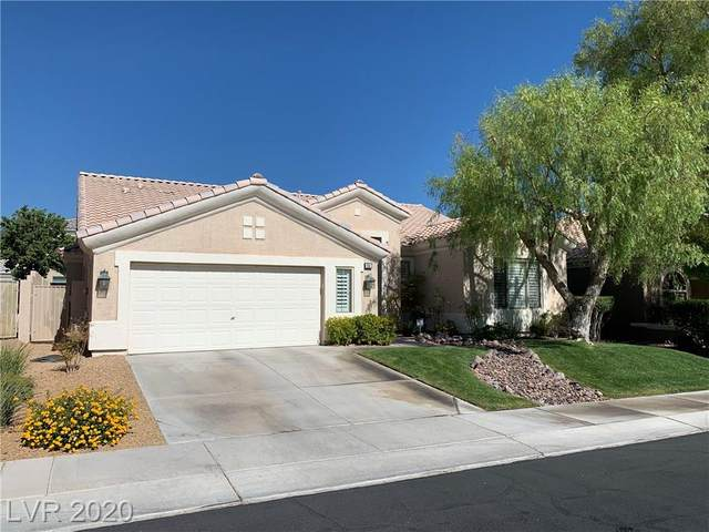 64 Chateau Whistler Court, Las Vegas, NV 89148 (MLS #2220261) :: Performance Realty